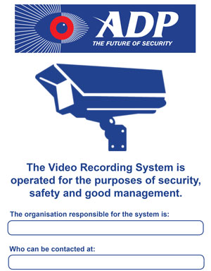 ADP Security CCTV Compliance Workshops - ADP Security
