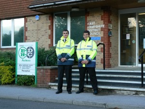 East Hampshire District Council - ADP Security